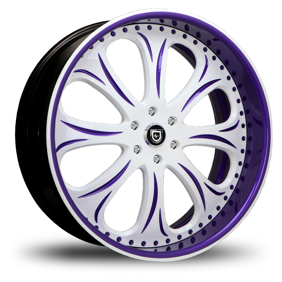 Lexani 719 Custom Painted Wheels