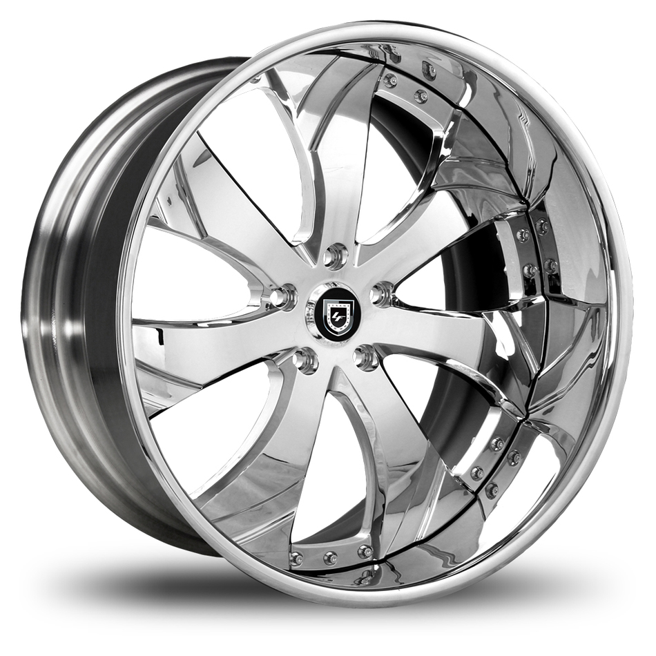 Lexani 721 Chrome Wheels