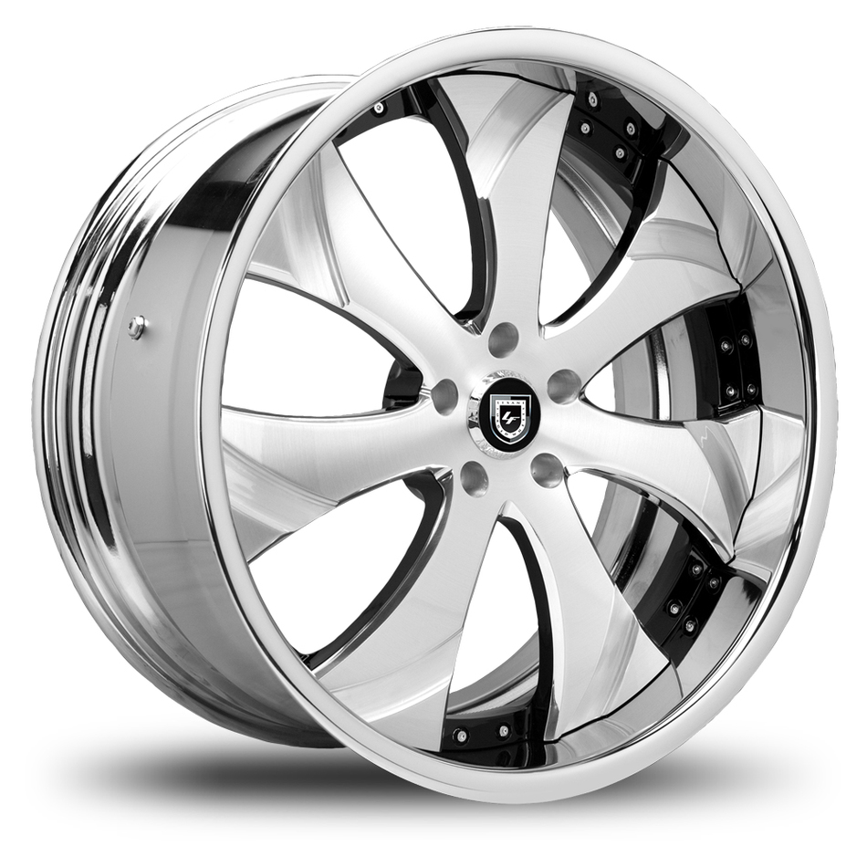 Lexani 721 Brushed Wheels