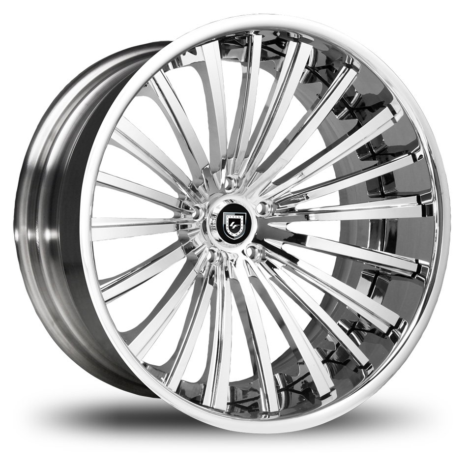Lexani 722 Chrome Wheels