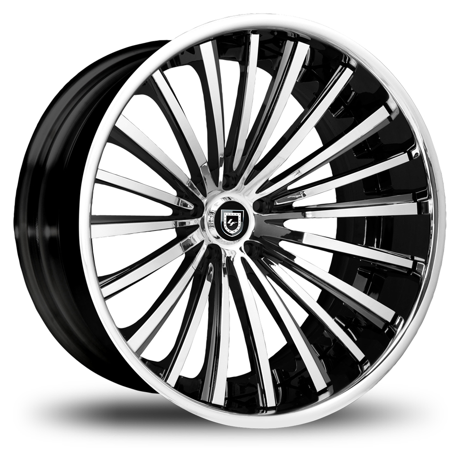 Lexani 722 2 Tone Wheels