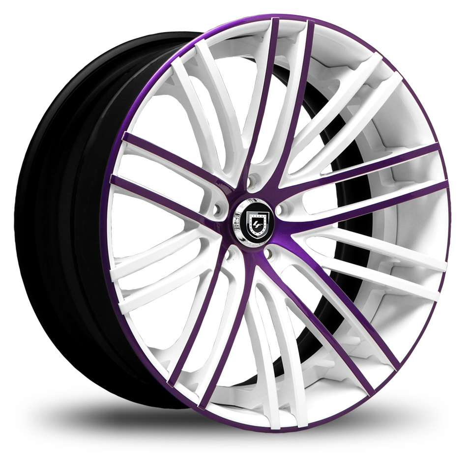 Lexani 723 Custom Painted Wheels