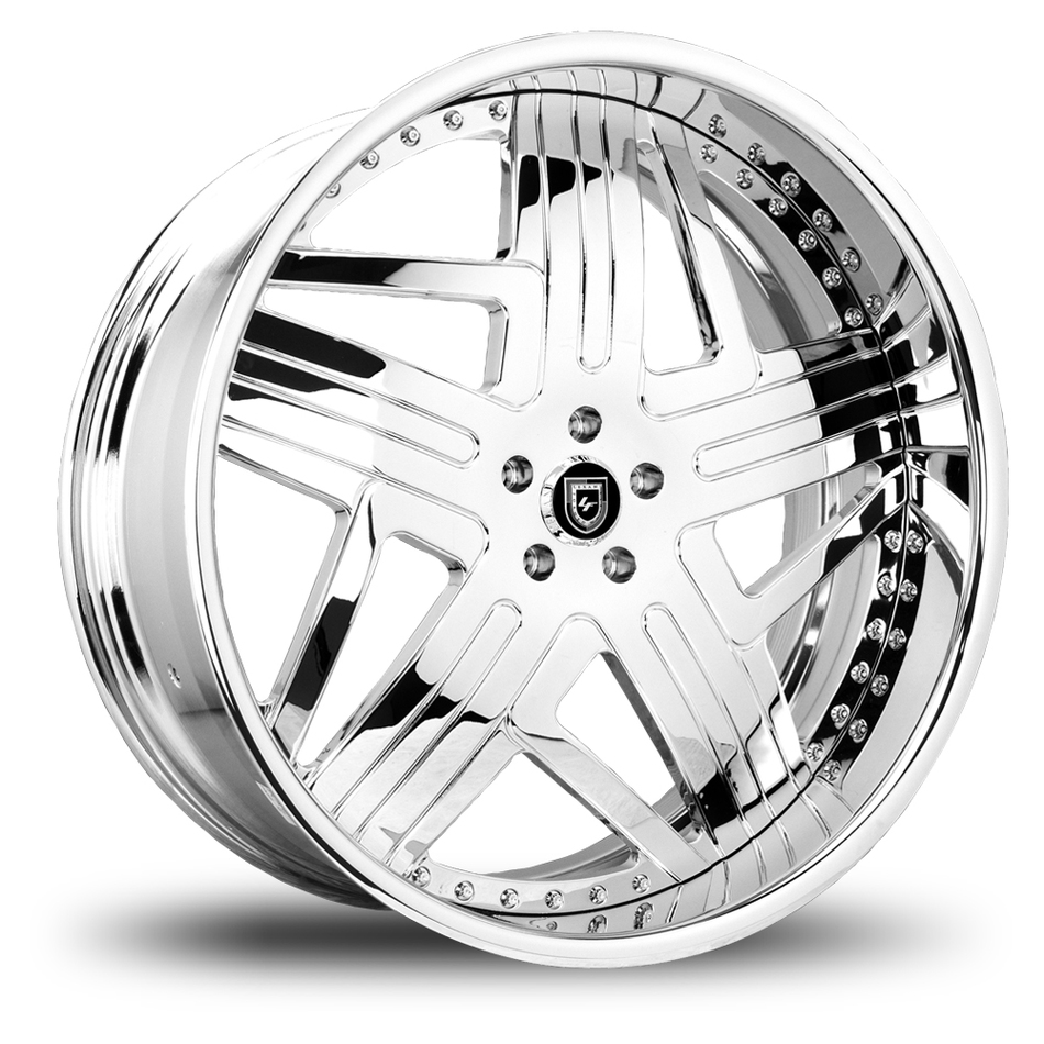 Lexani 727 Libra Chrome Wheels