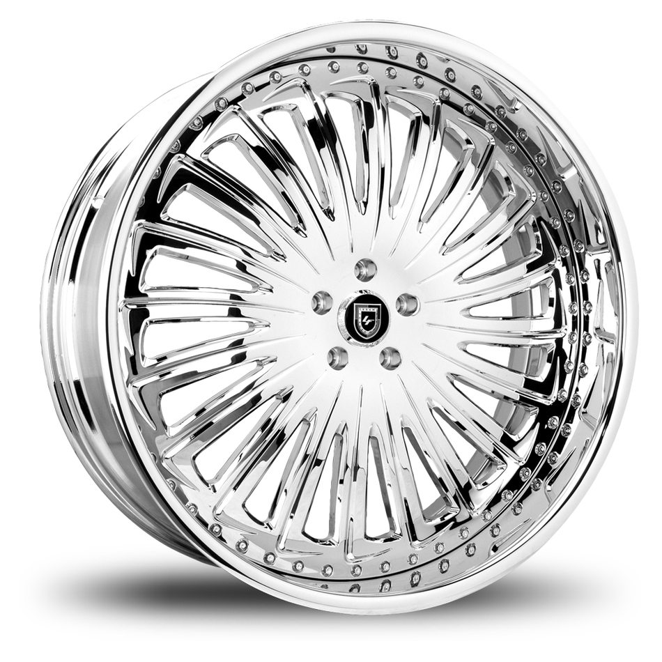 Lexani 728 Gemini Chrome Wheels