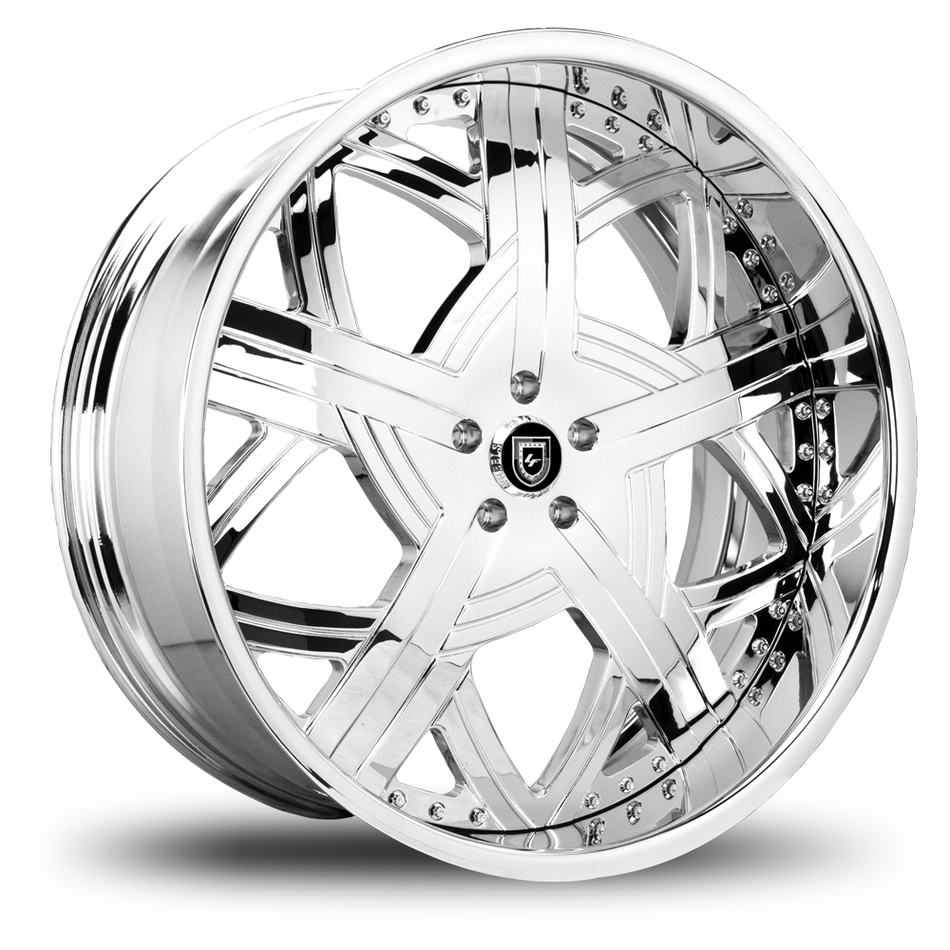 Lexani 729 Taurus Chrome Wheels