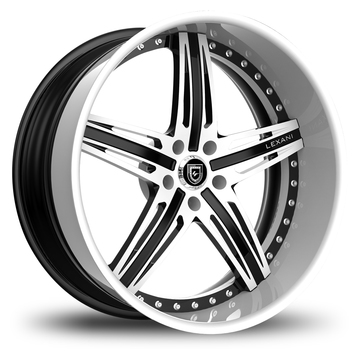 Lexani 732 Virgo Custom Painted Wheels