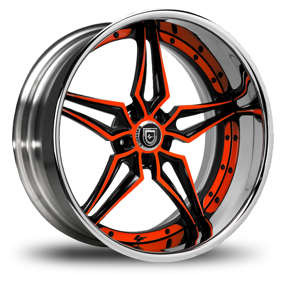Lexani 733 Custom Painted Wheels