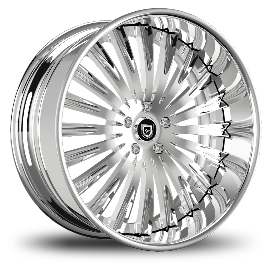 Lexani 734 Chrome Finish Wheels
