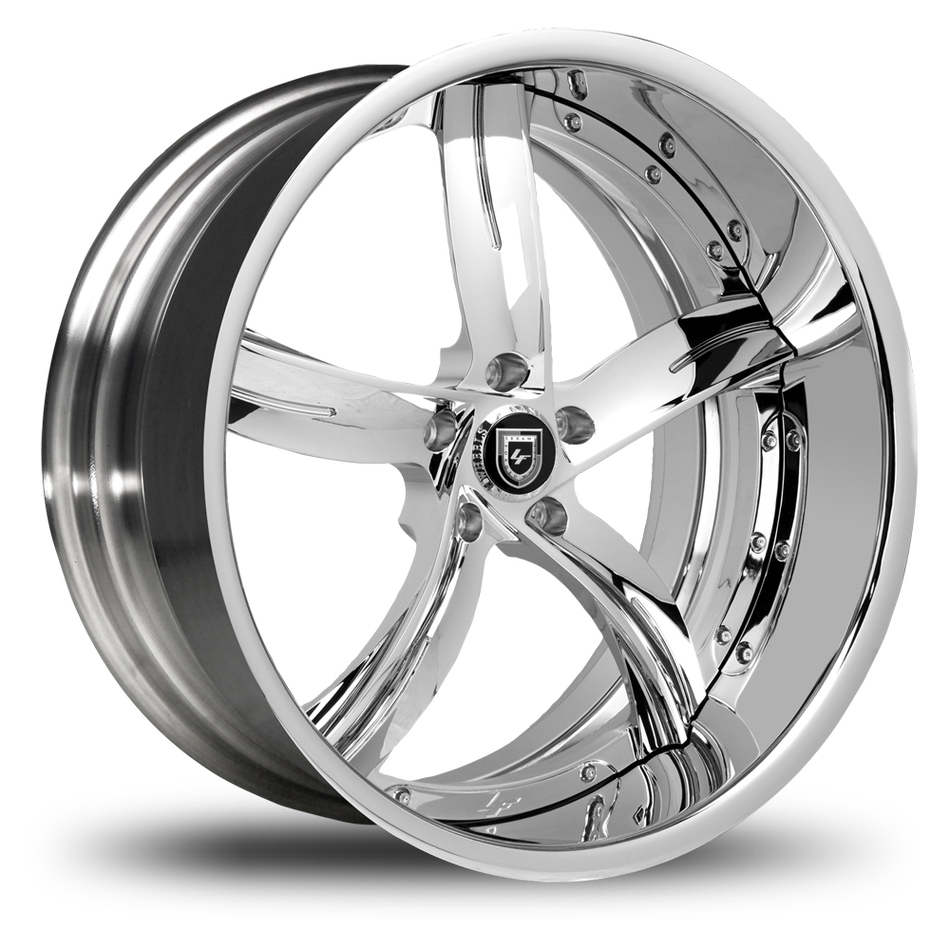 Lexani 735 Chrome Finish Wheels