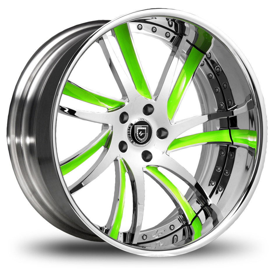 Lexani 736 Custom Painted Wheels