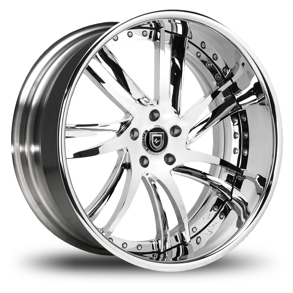 Lexani 736 Chrome Finish Wheels