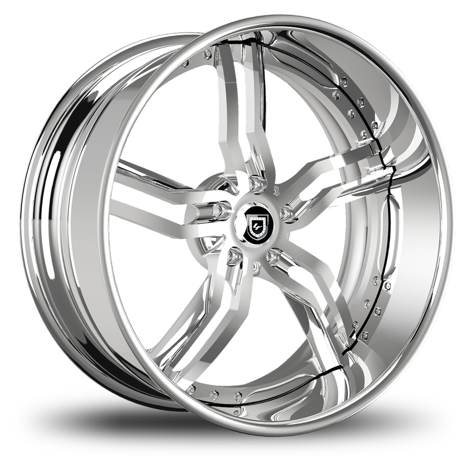 Lexani 737 Chrome Finish Wheels