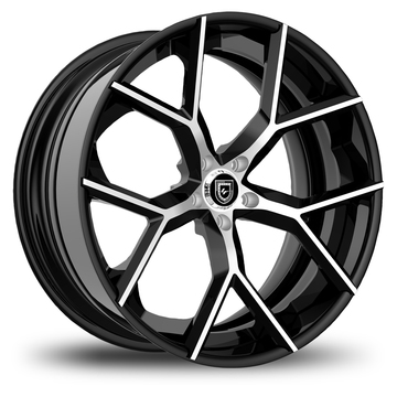 Lexani 739 Custom Painted Finish Wheels