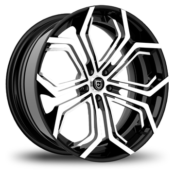Lexani 740 Custom Painted Finish Wheels