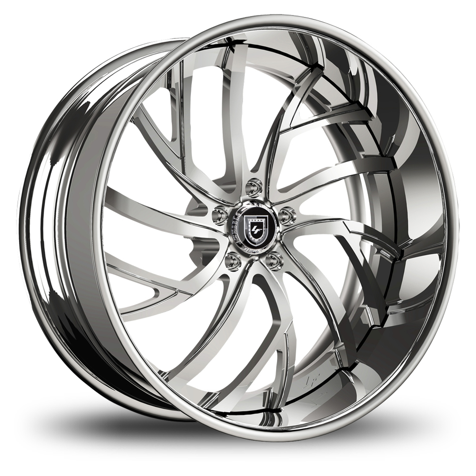 Lexani 745 Calypso Chrome Finish Wheels
