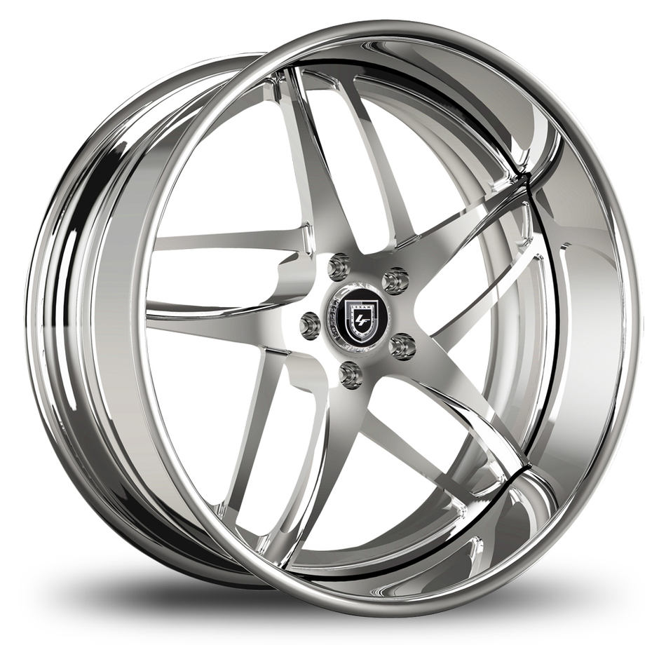 Lexani 746 Bavaria Chrome Finish Wheels