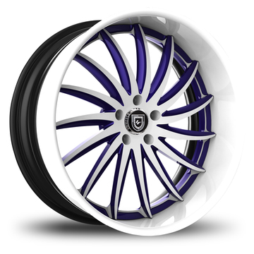 Lexani 748 Stinger Custom Painted Finish Wheels