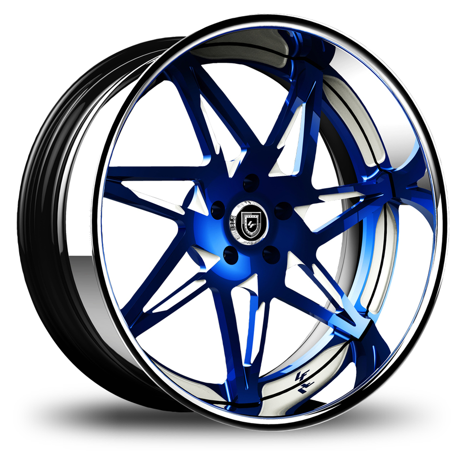 Lexani 749 Nirvana Custom Painted Finish Wheels