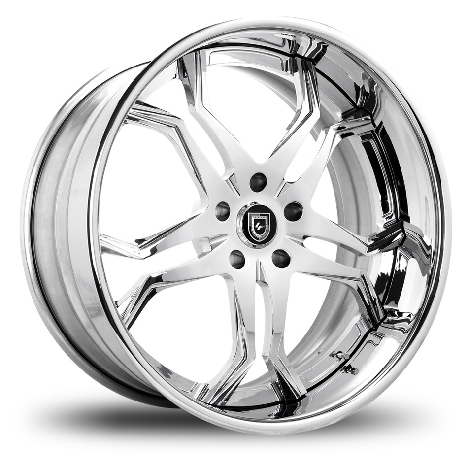 Lexani 752 Opal Chrome Finish Wheels