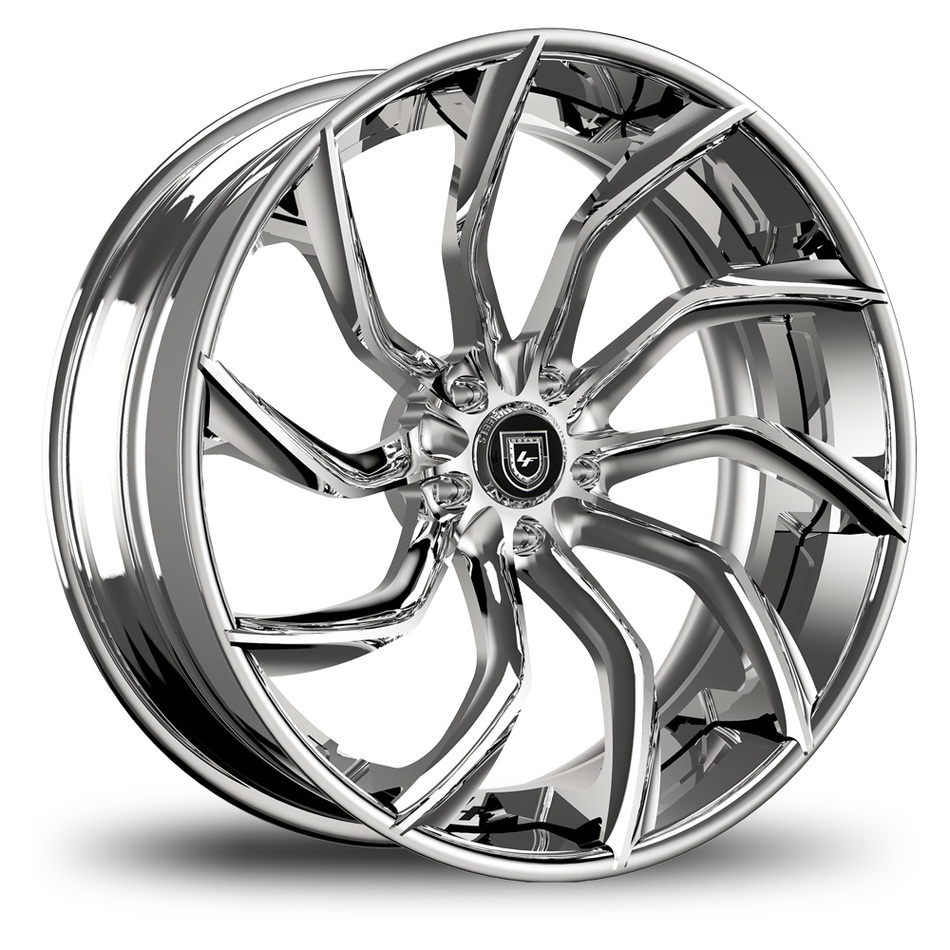 Lexani 753 Matiesse Chrome Finish Wheels