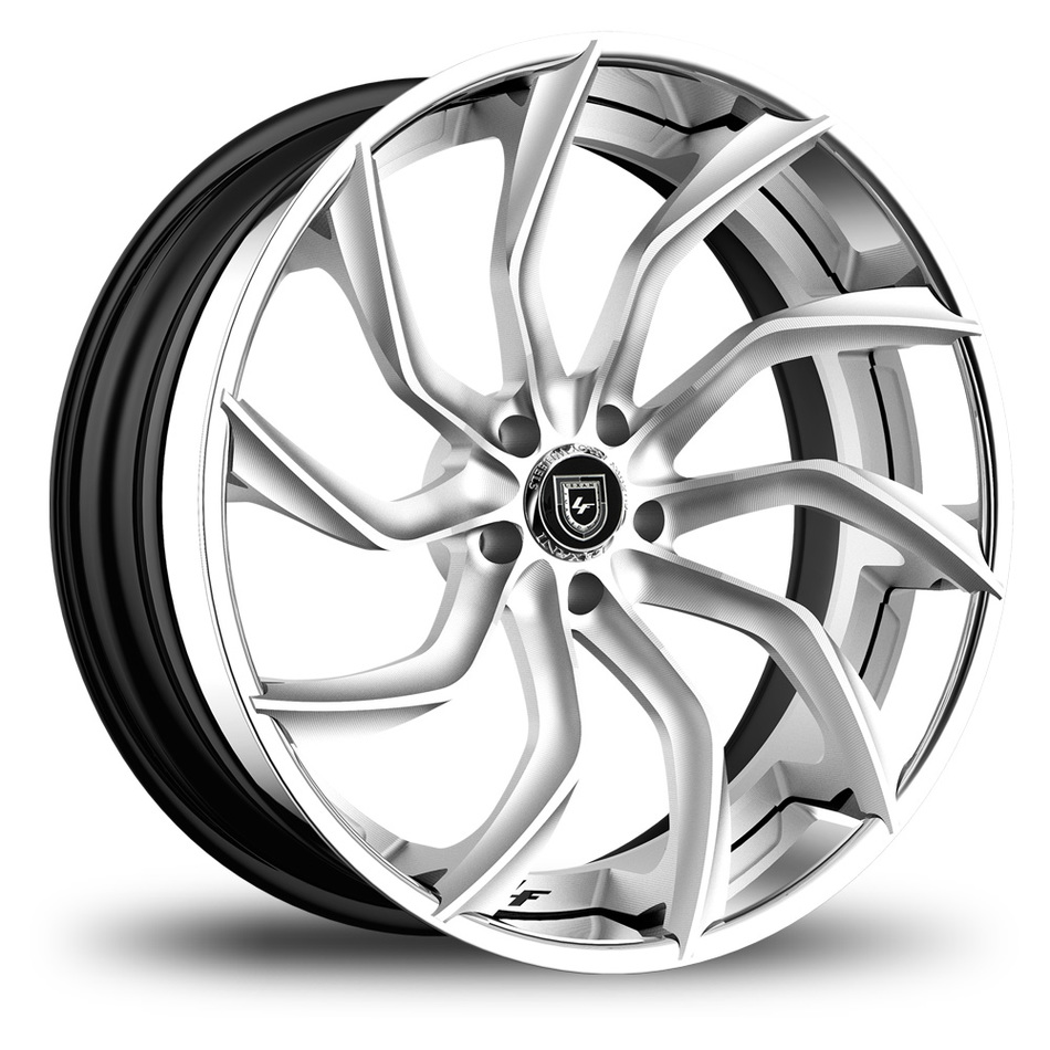Lexani 753 Matiesse Brushed Finish Wheels