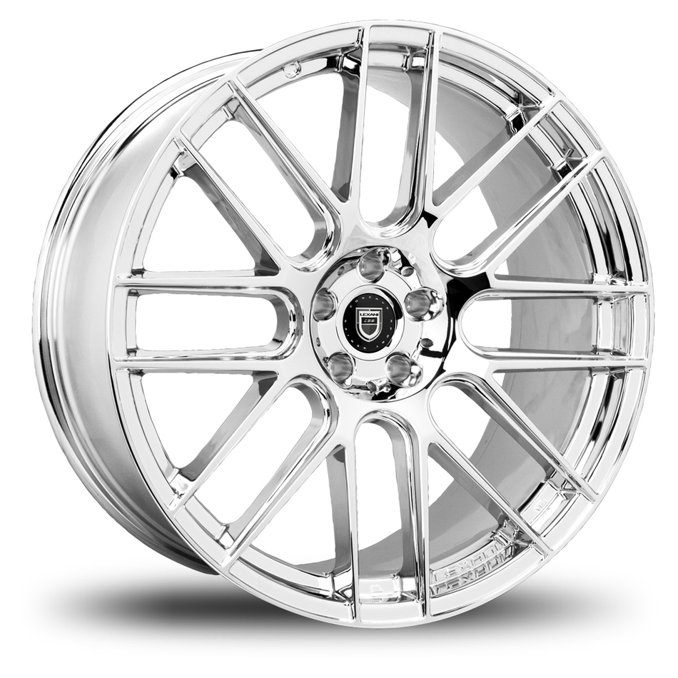 Lexani CSS-8 Chrome Wheels