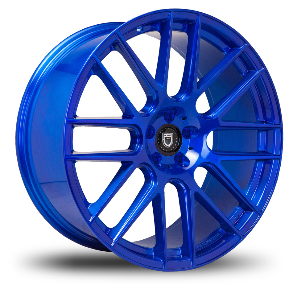 Lexani CSS-8 Custom Painted Wheels
