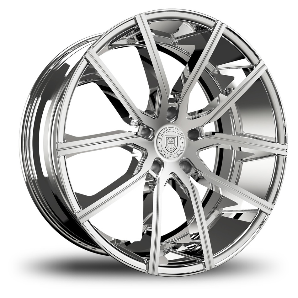 Lexani Gravity Chrome Finish Wheels
