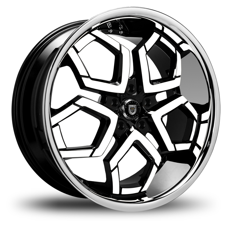 Lexani Hydra Custom Painted Finish Wheels
