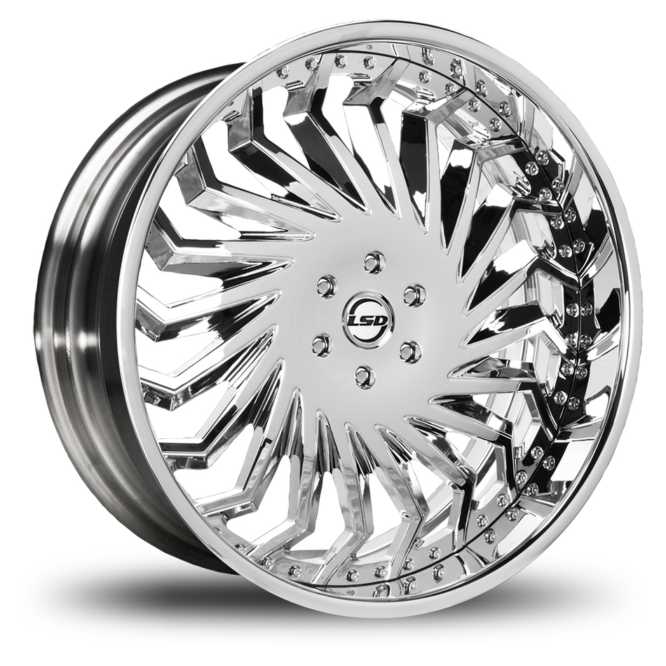 Lexani Hype Chrome Wheels