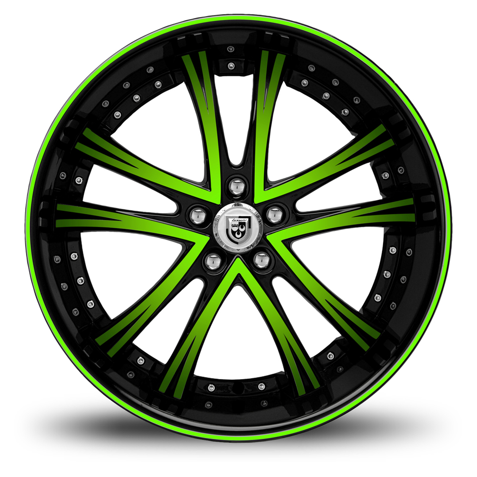 Lexani LSS-55 Custom Painted Wheels