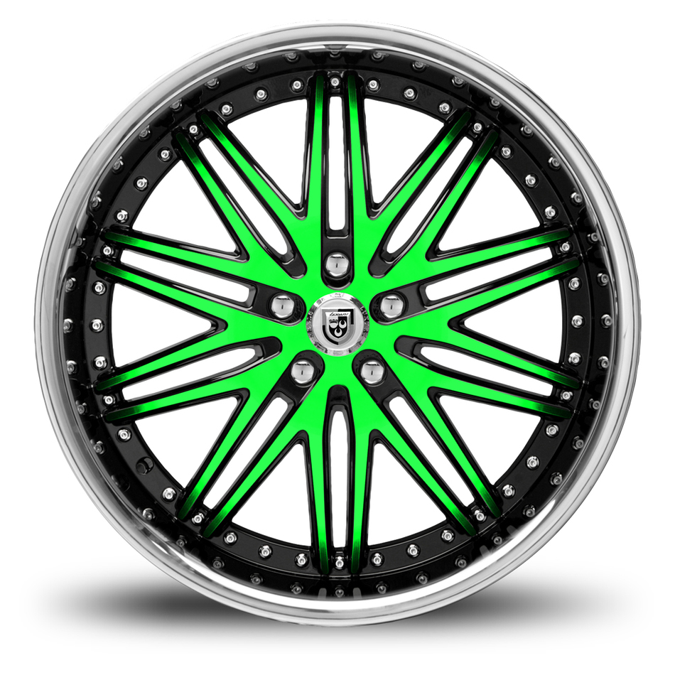 Lexani LX-10 Custom Painted Finish Wheels