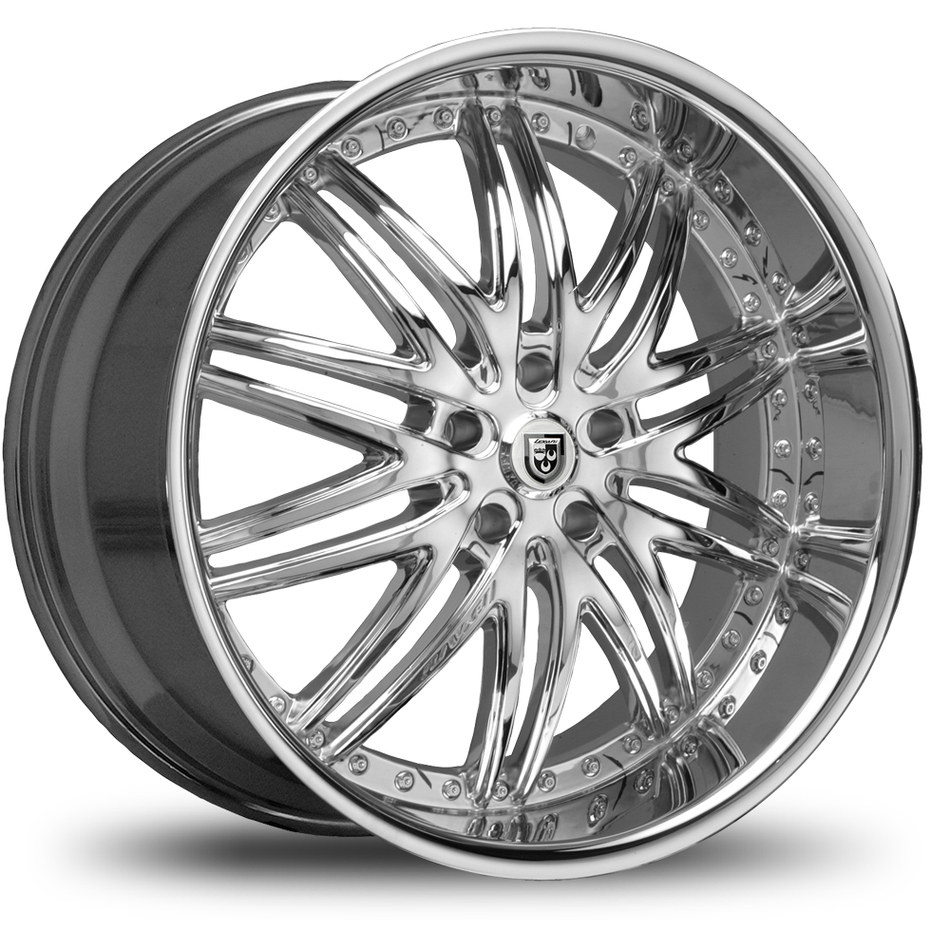 Lexani LX-10 Chrome Finish Wheels