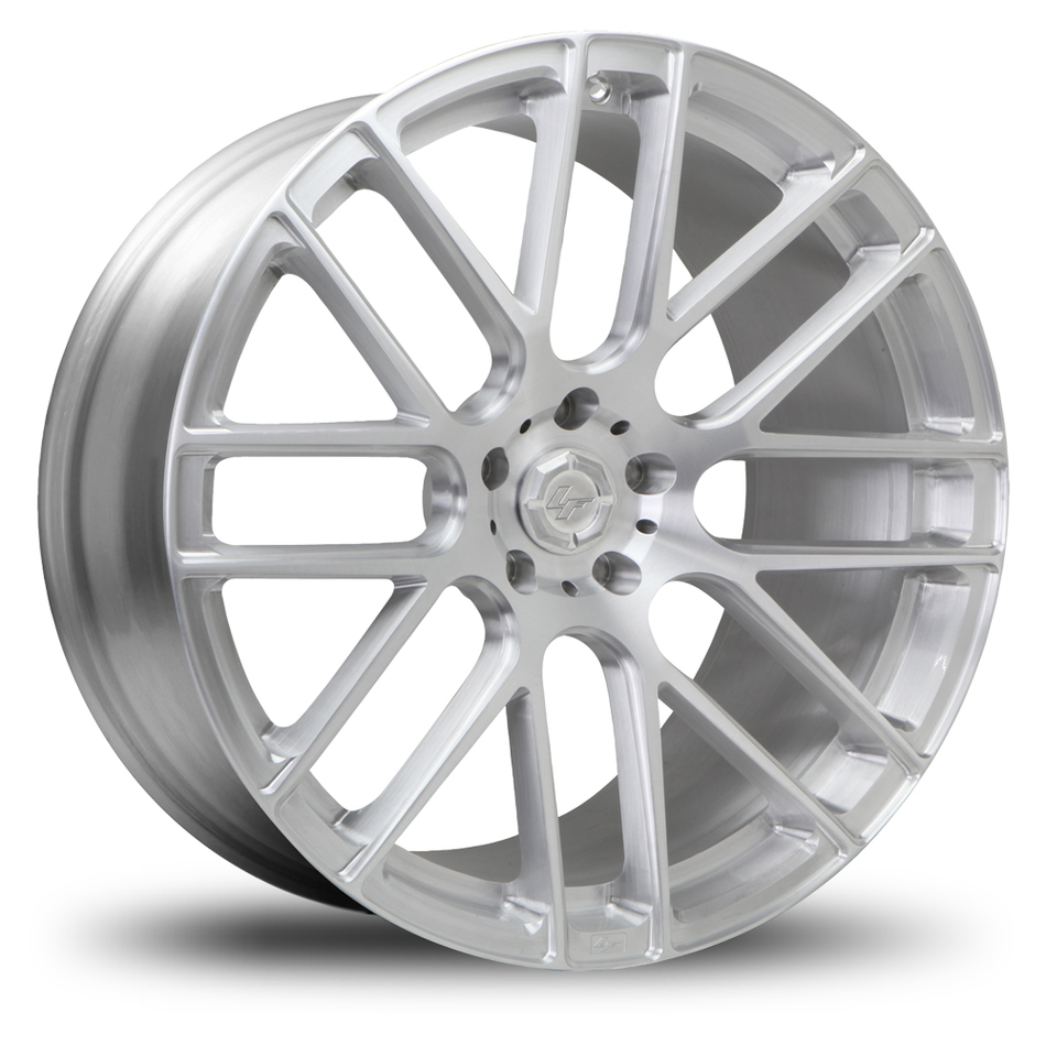 Lexani M-002 Brushed Mono Block Wheels