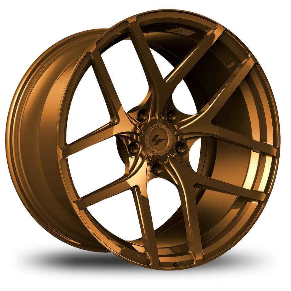 Lexani M-006 Remis Gloss Bronze Finish Wheels