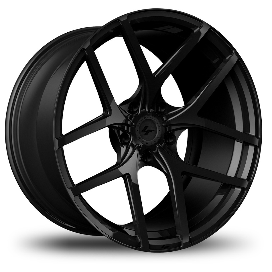 Lexani M-006 Remis Gloss Black Finish Wheels