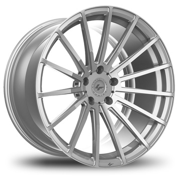 Lexani M-008 Castellet Brushed Finish Wheels