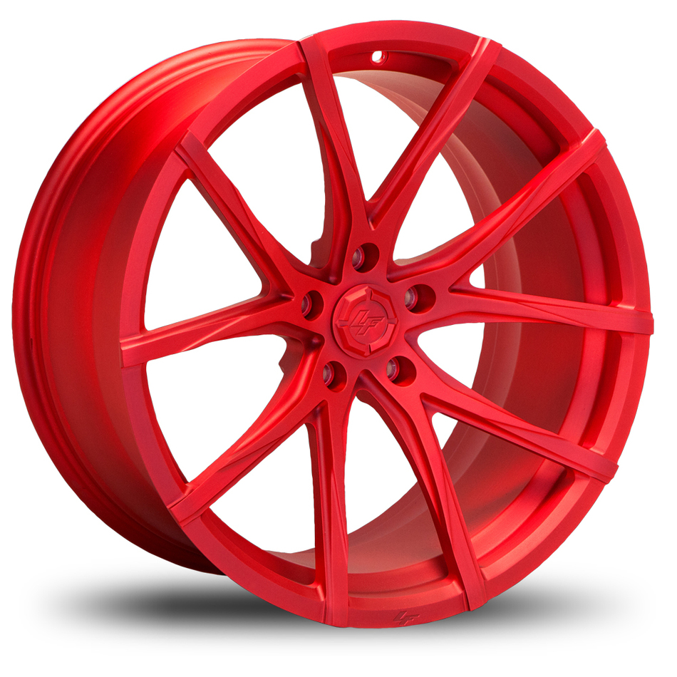 Lexani M-102 Custom Painted Mono Block Wheels