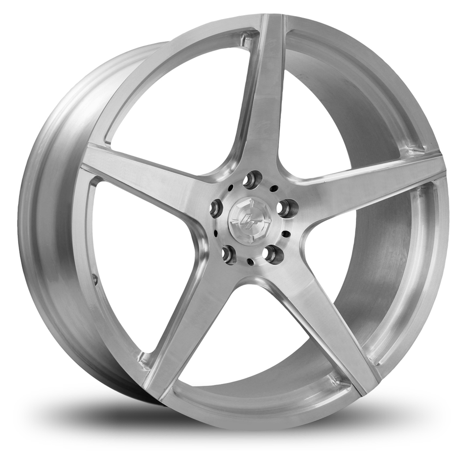 Lexani M-103 No Window Brushed Mono Block Wheels