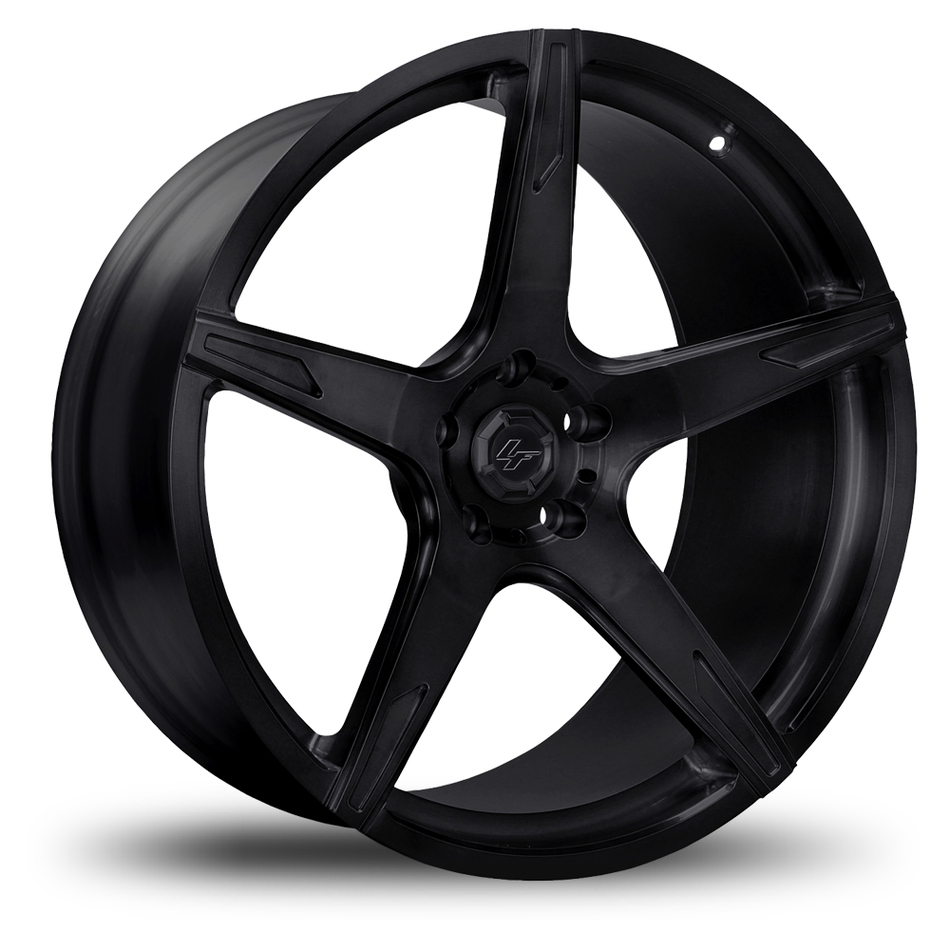 Lexani M-103 Satin Black Mono Block Wheels