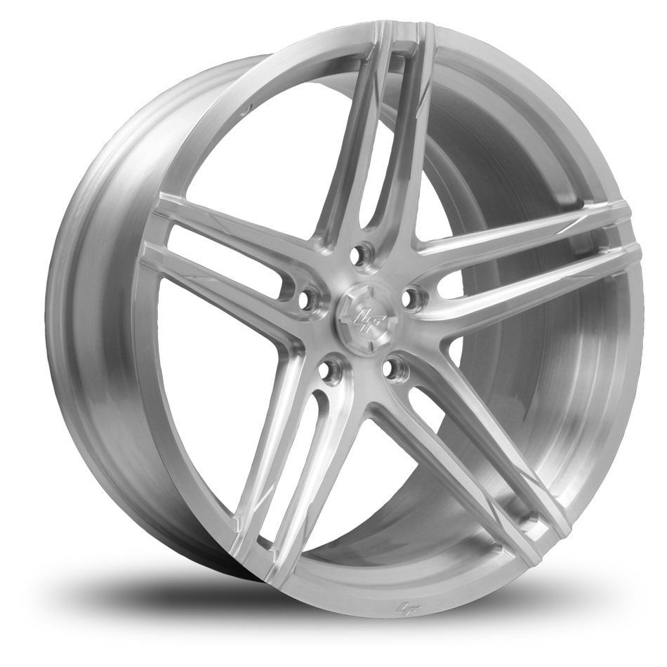Lexani M-105 Brushed Mono Block Wheels