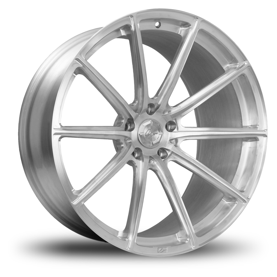 Lexani M-108 Brushed Mono Block Wheels
