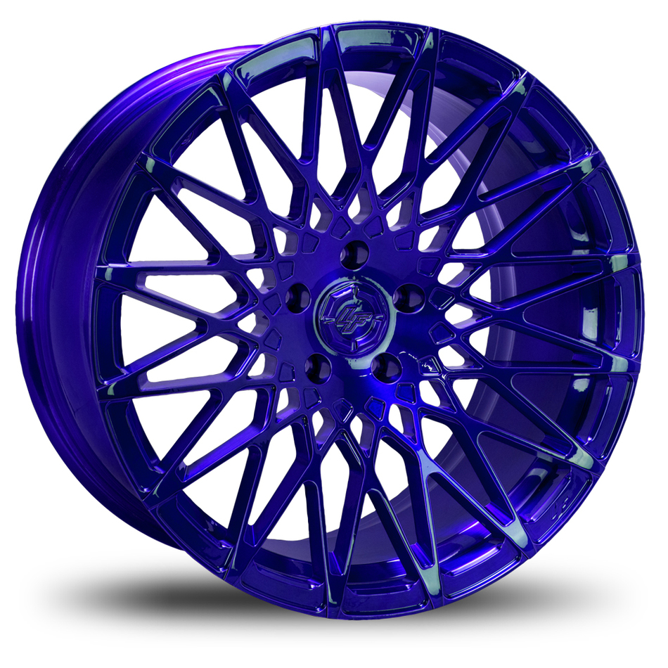Lexani M-Monza Custom Painted Wheels