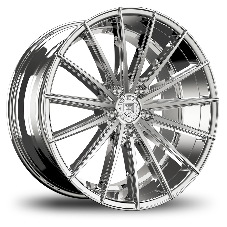 Lexani Pegasus Chrome Finish Wheels