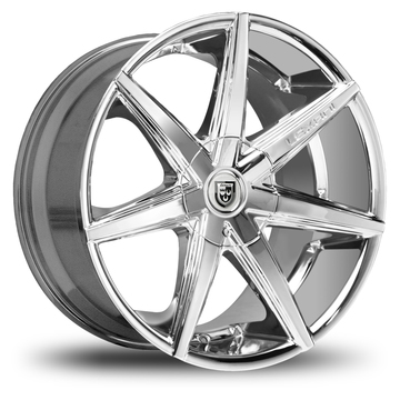 Lexani R-Seven Chrome Wheels