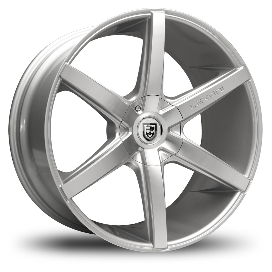 Lexani R-Six Brushed Wheels