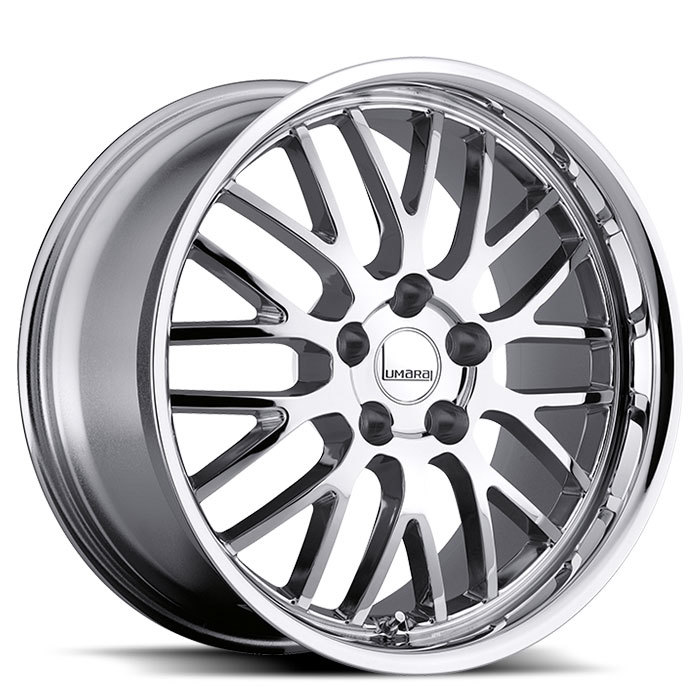 Lumarai Kya Chrome Lexus Wheels - Standard