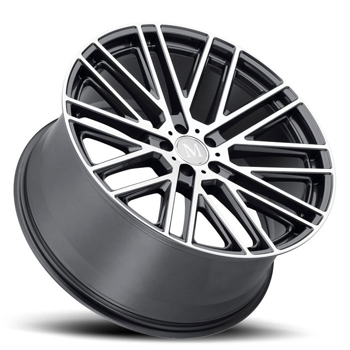 Mandrus Masche Mercedes Benz Wheels