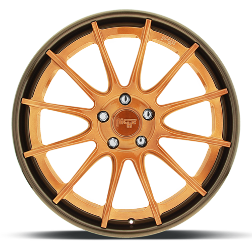 Niche Agile - H360 Copper Veyron Wheels