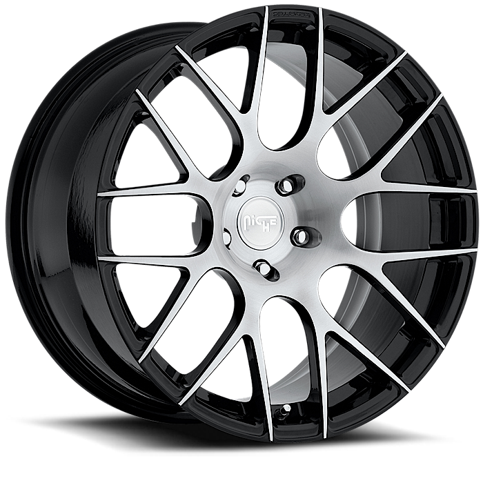 Niche Circuit - T03 Custom Monoblock Wheels